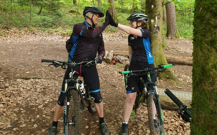 MTB Techniktraining